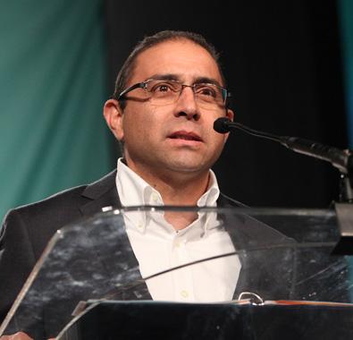 Javier Henandez Gallegos