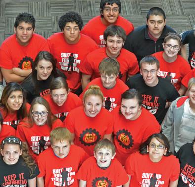 """Umatilla's FIRST Robotics Competition Team """"4125 Confidential"""""""