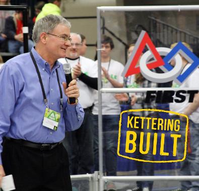 Bob Nichols - Director, FIRST Robotics Community Center at Kettering University
