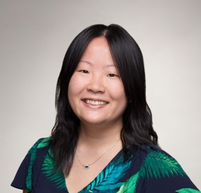 FIRST Alum Pam Wong