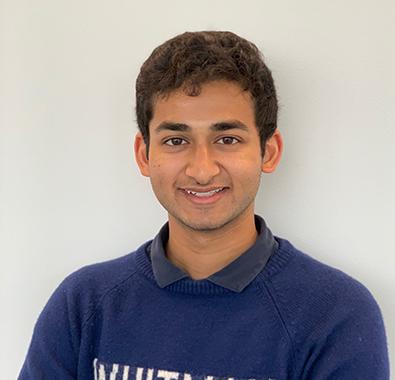 Ajay Penmatcha, FIRST Alum