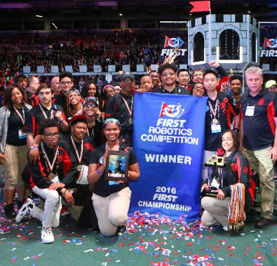 "FIRST Team 120 ""Cleveland's Team"""