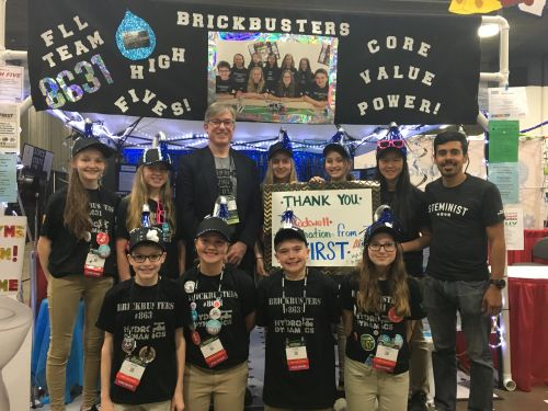 "FIRST LEGO League Team 8631 ""Brickbusters"""