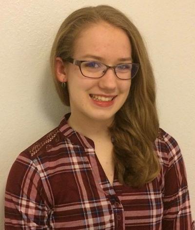 FIRST Alum Katie Johnson