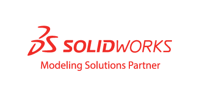 SolidWorks Modeling Solutions Partner FIRST Robotics Competition logo