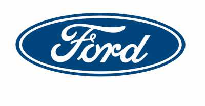 Ford logo FIRST Robotics Competition