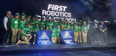 FIRST Robotics Competition Team 1816, Chairman's Award Winners, FIRST Championship Detroit