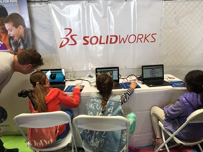 Apps for Kids SOLIDWORKS FIRST Robotics Competition