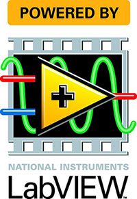 National Instruments Powered By Labview Logo