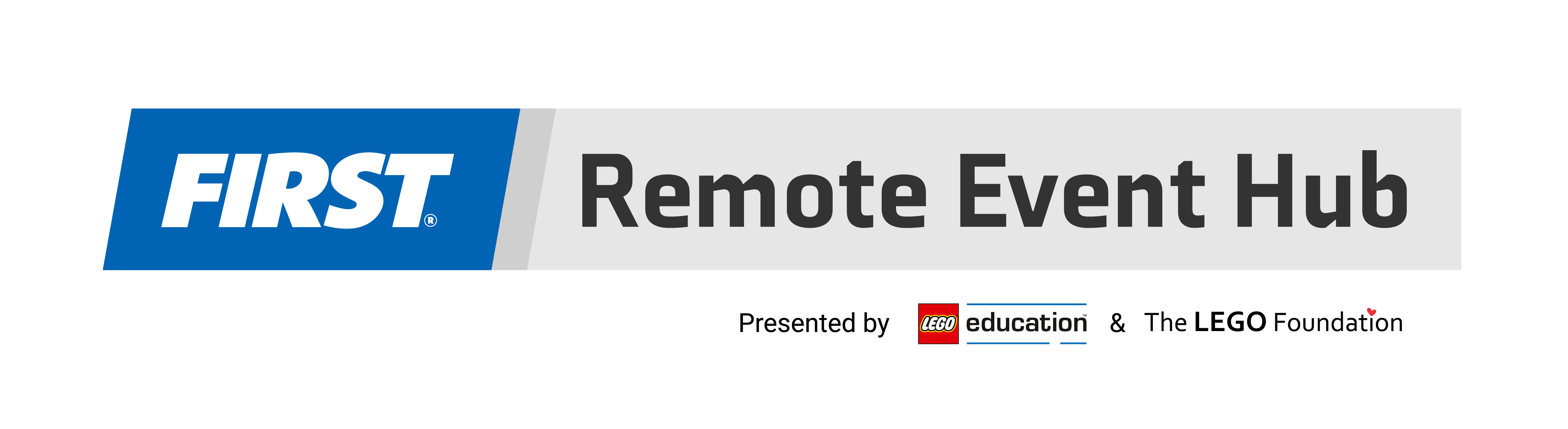 FIRST Remote Event Hub logo
