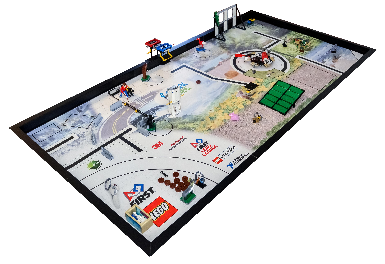 Robot Games Lego League