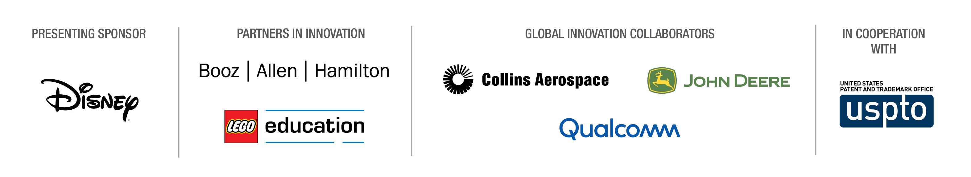 2020 Global Innovation Award Sponsors