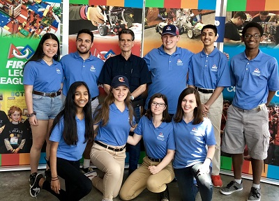 2019 FIRST Robotics Competition Deans List Winners