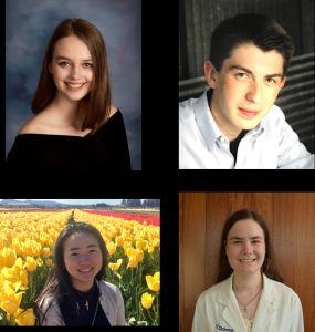 2020 Dr. Bart Kamen Scholarship Recipients