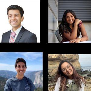 2021 Dr. Bart Kamen Scholarship Recipients