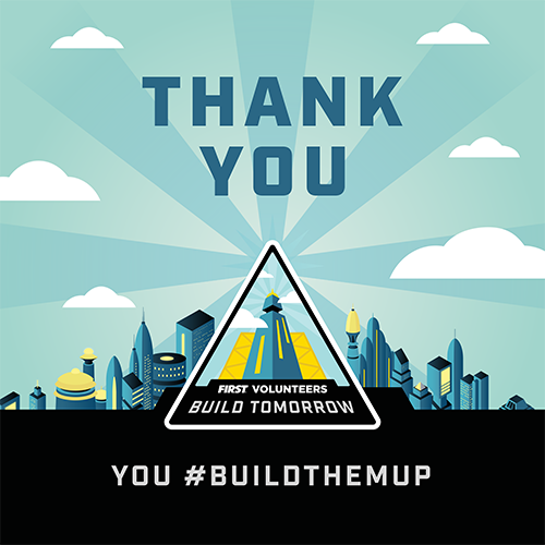 Build Tomorrow - Thank You image