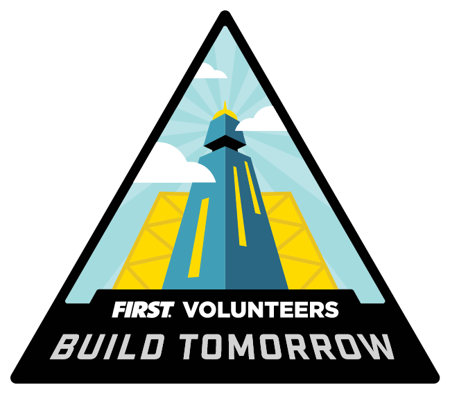 FIRST volunteers Build Tomorrow
