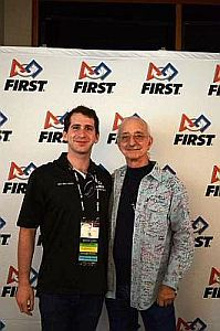 Zach and Woodie FLowers