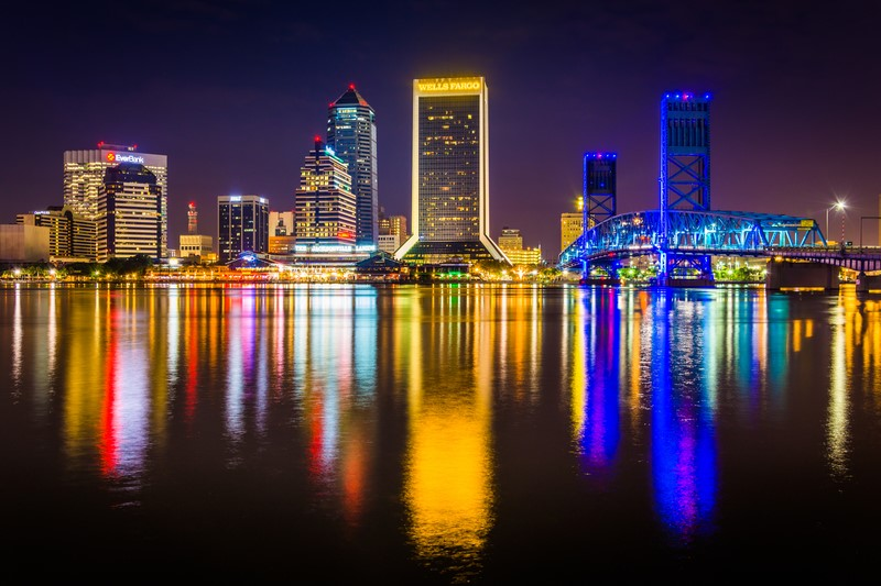 Jacksonville is the largest city in Florida, uniquely located near the Atlantic Ocean and along the majestic St. Johns River, and home to the largest urban park system in the nation.