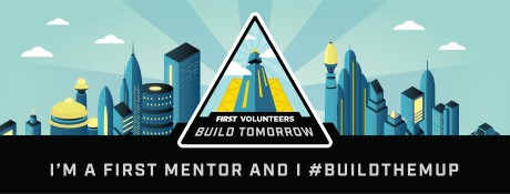 Build Tomorrow FIRST Mentor cover