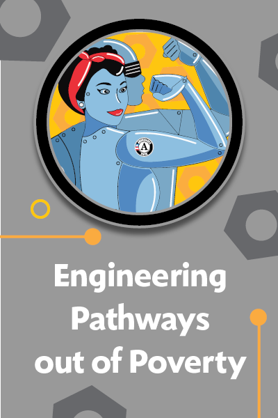 Engineering Pathways out of Poverty